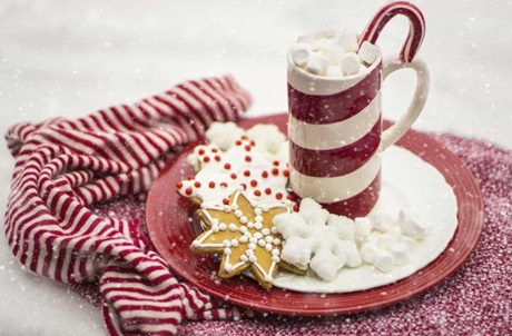 Hot chocolate recipe Nutridrink