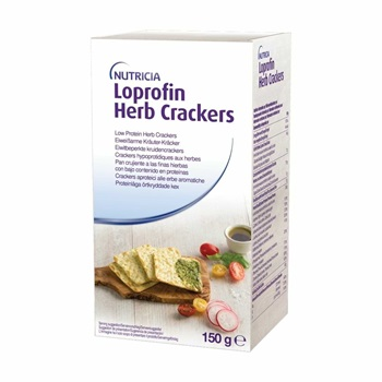 Loprofin crackers aux herbes
